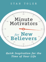 Minute Motivators for New Believers