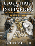Jesus Christ the Deliverer