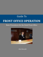 Guide to Front Office Operation
