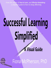 Successful Learning Simplified: Study Skills, #4