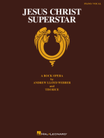 Jesus Christ Superstar - Revised Edition: A Rock Opera