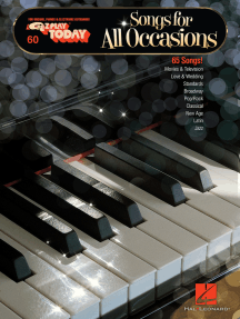 Songs for All Occasions: E-Z Play Today Volume 60