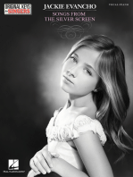 Jackie Evancho - Songs from the Silver Screen: Original Keys for Singers