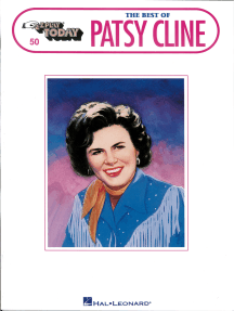 The Best of Patsy Cline: E-Z Play Today Volume 50