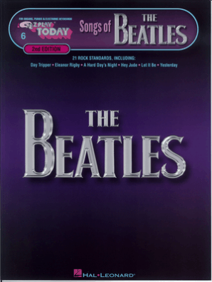 Songs of the Beatles - 2nd Edition by The Beatles - Sheet