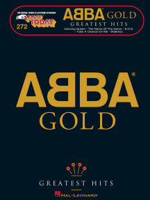 ABBA Gold - Greatest Hits: E-Z Play Today Volume 272
