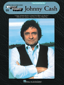 Johnny Cash - 3rd Edition: E-Z Play Today Volume 55
