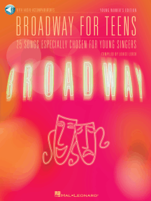 Broadway for Teens: Young Women's Edition
