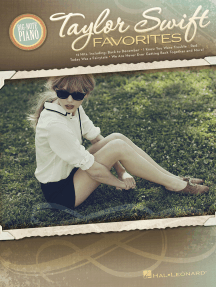 Taylor Swift Favorites (Songbook)