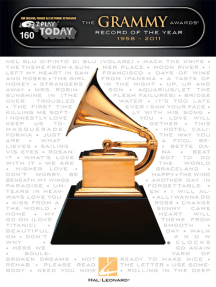 The Grammy Awards Record of the Year 1958-2011: E-Z Play Today Volume 160