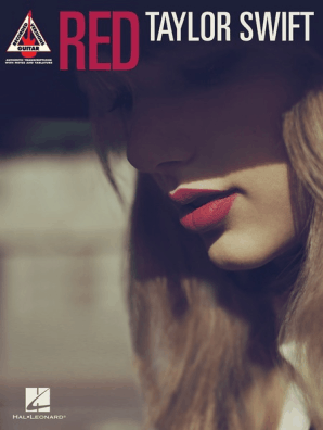 Taylor Swift Red By Taylor Swift Sheet Music
