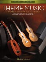 Theme Music: Ukulele Ensembles Early Intermediate
