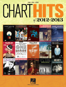 Chart Hits of 2012-2013