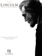 Lincoln: Music from the Motion Picture Soundtrack