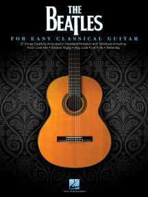 The Beatles: for Easy Classical Guitar