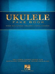 Ukulele Fake Book: 5.5 x 8.5 Edition