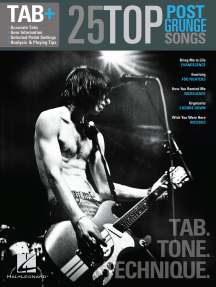 25 Top Post-Grunge Songs - Tab. Tone. Technique.: Tab+