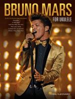 Bruno Mars for Ukulele