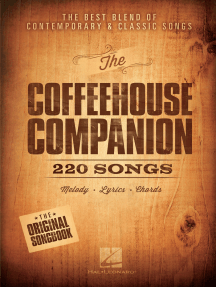 The Coffeehouse Companion: The Best Blend of Contemporary & Classic Songs 6x9 Edition