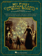 My First Christmas Carols Song Book