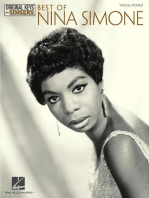 Best of Nina Simone - Original Keys for Singers