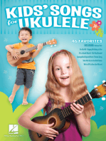 Kids' Songs for Ukulele