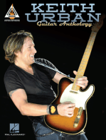 Keith Urban -¦Guitar Anthology
