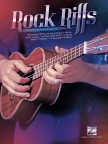 Rock Riffs: for Ukulele with Tab