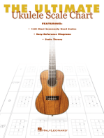The Ultimate Ukulele Scale Chart
