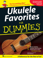 Ukulele Favorites for Dummies®