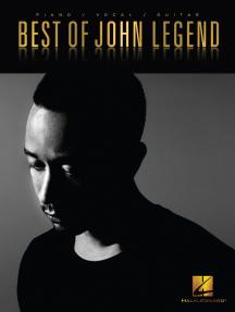 Best of John Legend Songbook