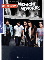 One Direction - Midnight Memories