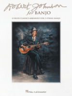 Robert Johnson for Banjo