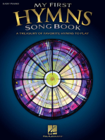 My First Hymns Song Book: A Treasury of Favorite Hymns to Play