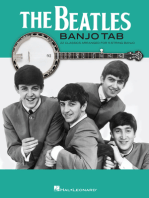 The Beatles Banjo Tab