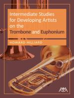 Intermediate Studies for Developing Artists on Trombone/Euphonium