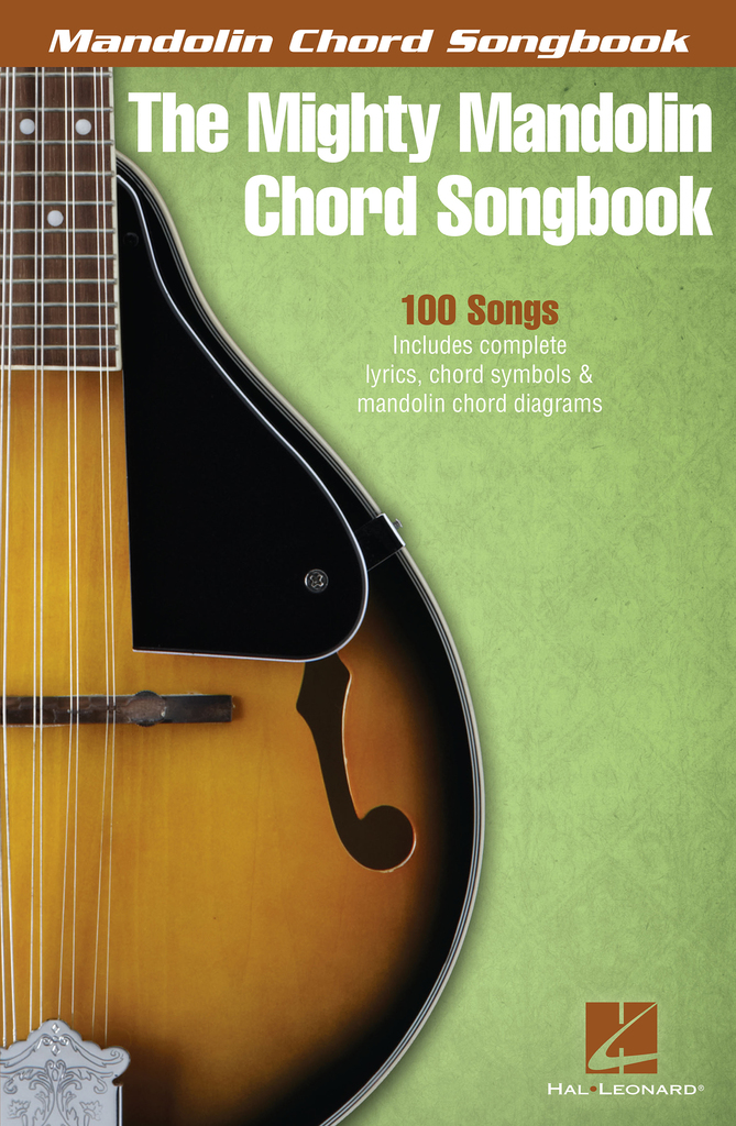 The Mighty Mandolin Chord Songbook - Read Online