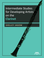 Intermediate Studies for Developing Artists on the Clarinet