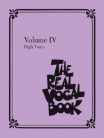The Real Vocal Book - Volume IV