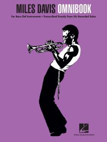 Miles Davis Omnibook: For Bass Clef Instruments