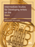Intermediate Studies for Developing Artists on the French Horn