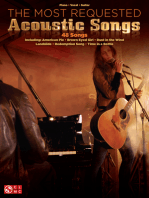 The Most Requested Acoustic Songs