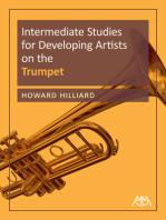Intermediate Studies for Developing Artists on Trumpet