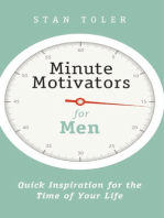 Minute Motivators for Men
