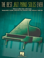 The Best Jazz Piano Solos Ever