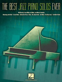 The Best Jazz Piano Solos Ever - Sheet Music - Read Online