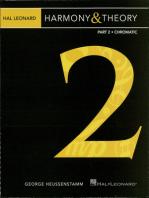 Hal Leonard Harmony & Theory - Part 2