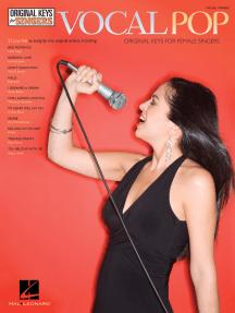 Vocal Pop - Original Keys for Female Singers