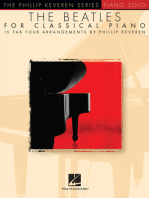 The Beatles for Classical Piano: Phillip Keveren Series
