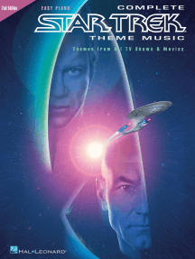 Complete Star Trek® Theme Music - 2nd Edition: Themes from All TV Shows and Movies